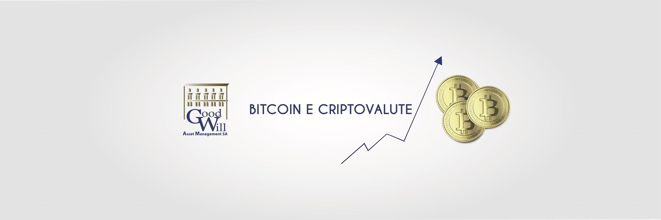 bitcoin e criptovalute opportunità