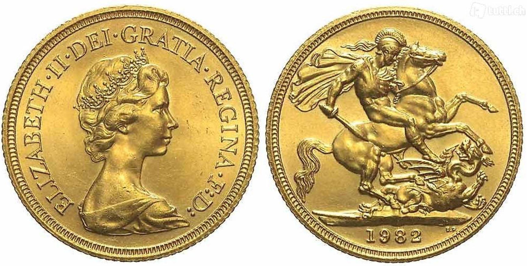 Compra oro Sterlina d'oro