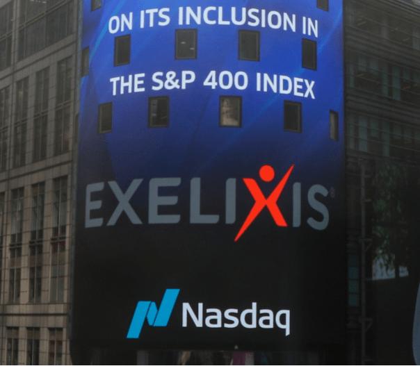 exelixis exel biotech